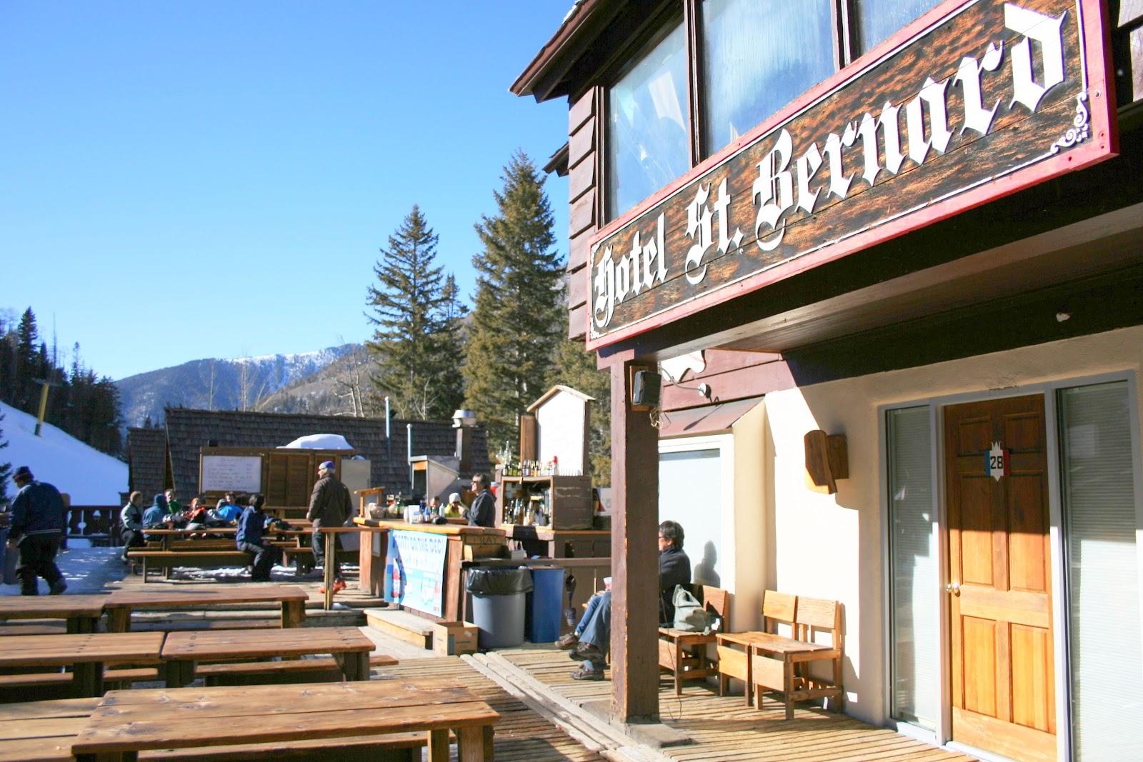 Saint Bernard  Restaurant