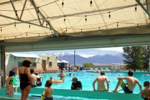 Summer Day Trips Hooper Pool Live Taos
