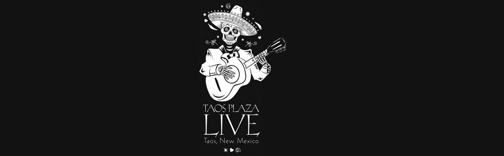 Taos Plaza Live logo