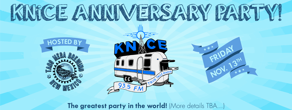 KNCE Anniversary Party