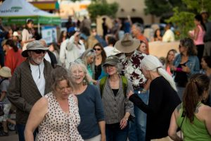 Taos Plaza Live, a great community event