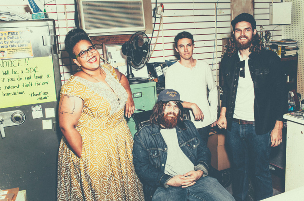 The Alabama Shakes come to Taos New Mexico
