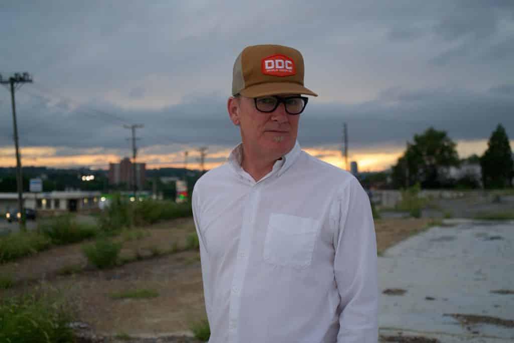 Photo by Elise Tyler/Courtesy Merge Records. Lambchop frontman Kurt Wagner.
