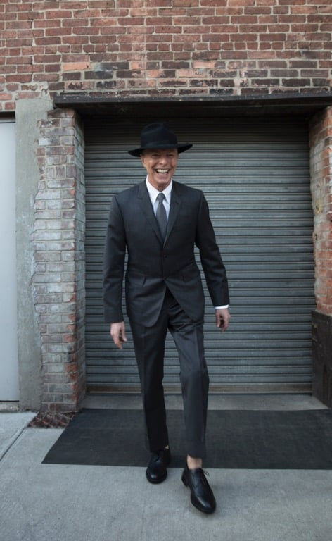 Bowie, credit Jimmy King