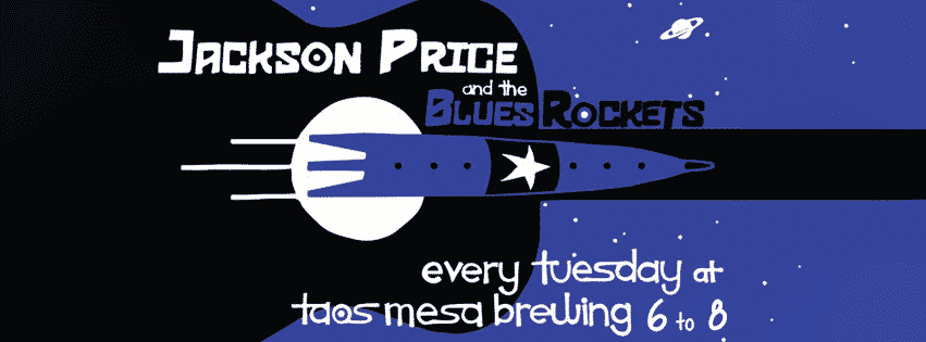 Tuesday Blues Night with Jackson Price