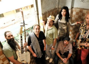 Roots + Wires Presents Dengue Fever