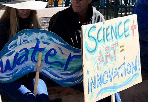 March Science Santa Fe