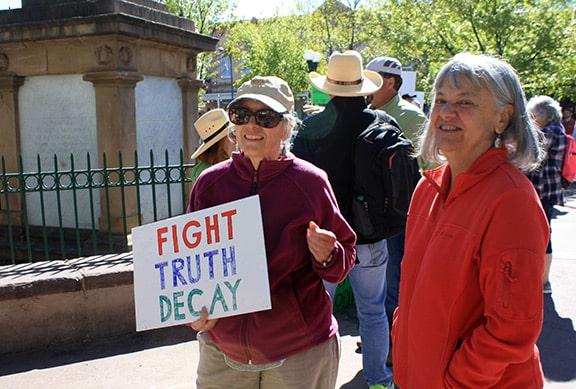 Santa Fe March for Science