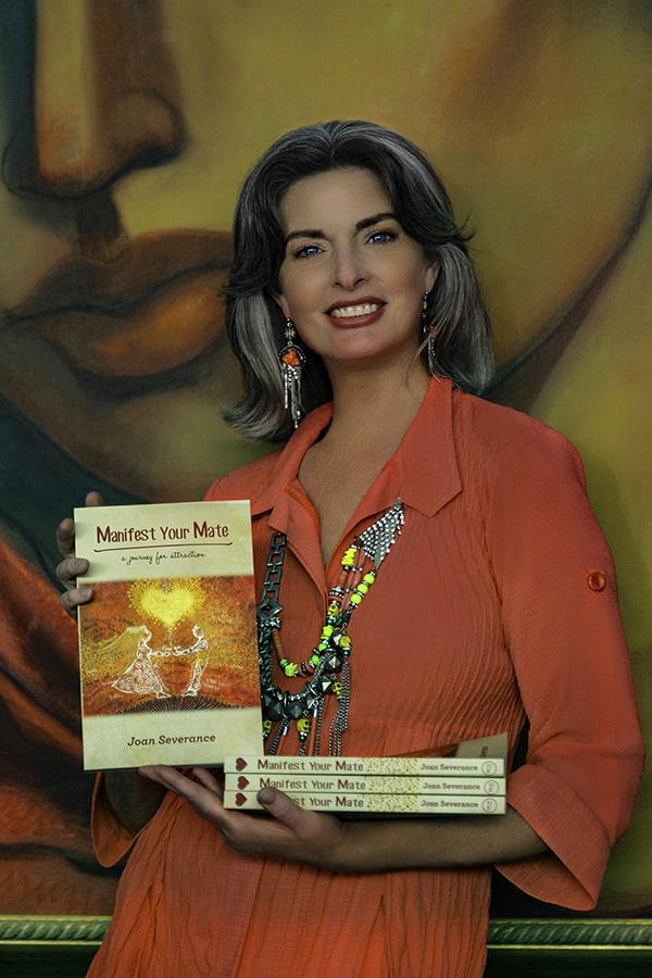 joan severance book signing at the mccormick gallery