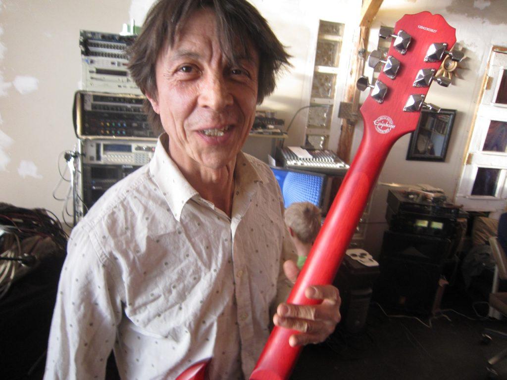 Carlos Vivanco, NM musician
