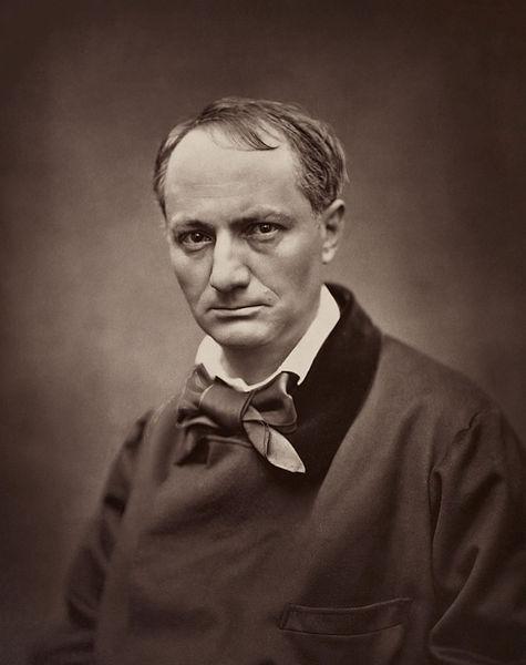 Charles Baudelaire ca. 1863