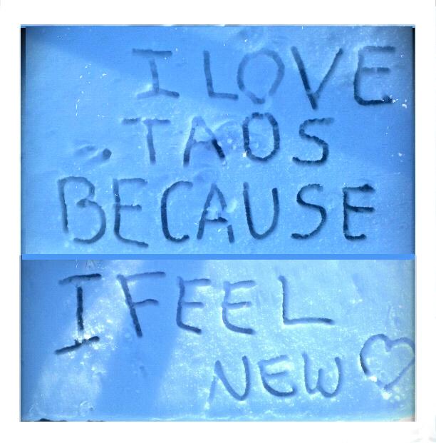 I love Taos