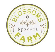 blossoms and sprouts logo