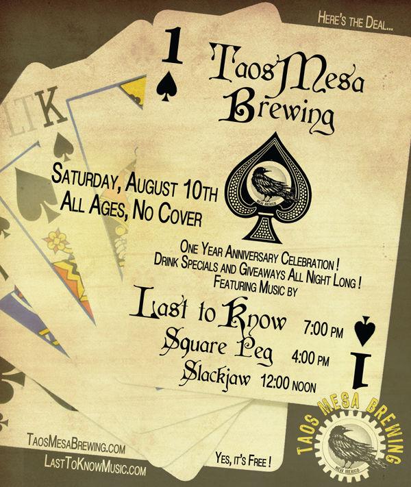mesa brewing anniversary