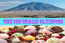 ice cream olympics