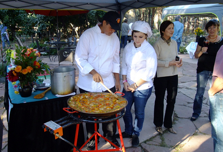 paella cookoff