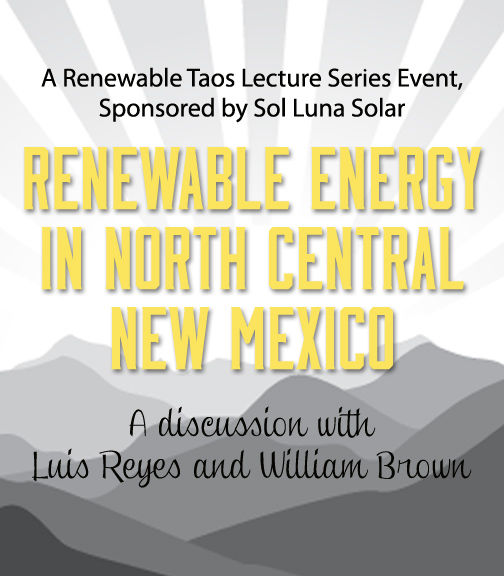 Renewable Taos Lecture