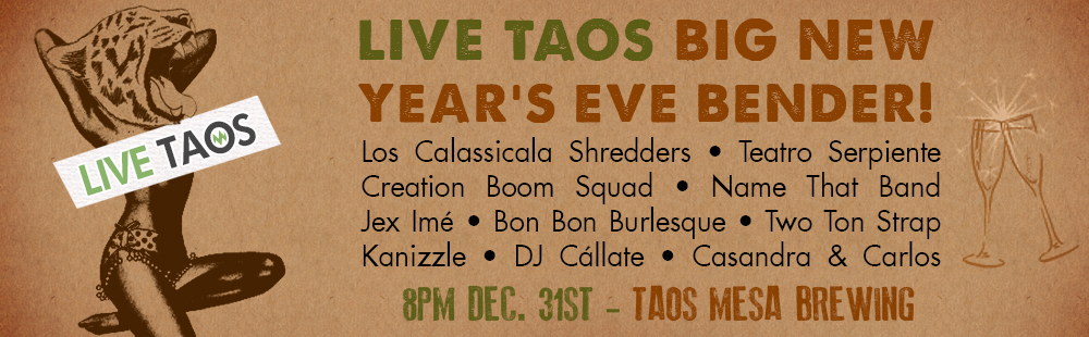Live Taos New Year Party_lt