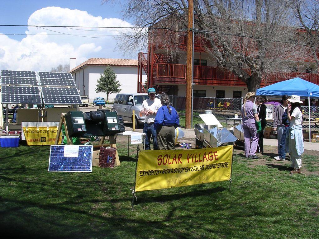 Solar_Village_at_SynergyFest