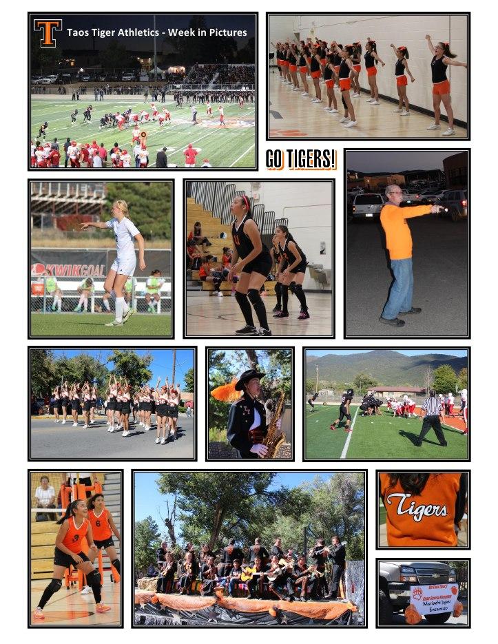 Taos Tiger Tuesday - October 07, 20147