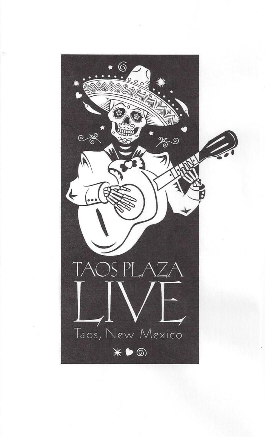 Taos Plaza Live -- Mina Tank & Bob Andrews, and the Jennifer Peterson Band