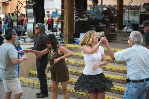 Taos Plaza Live brings out the dancers