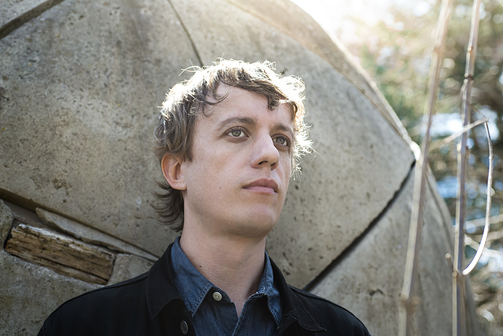 Steve Gunn: Eyes on the Lines for Matador Records, photo by Constance Mensh