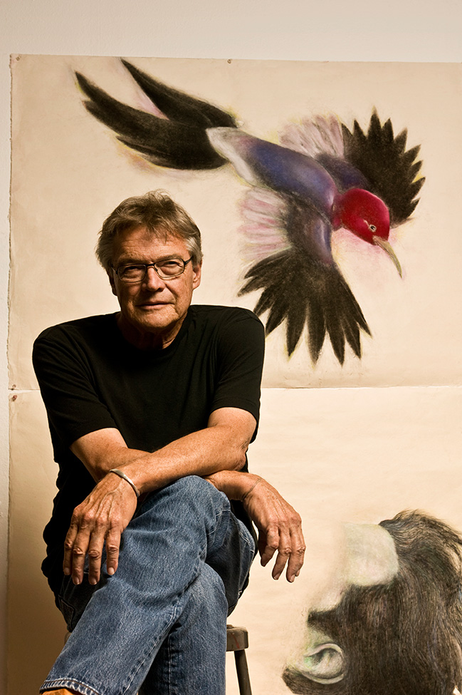 Terry Allen, photographed by James Bland
