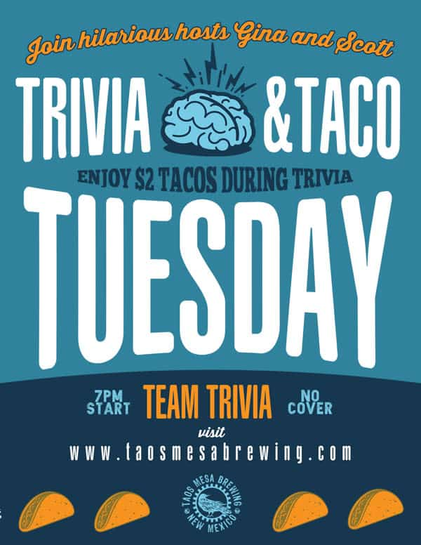 Trivia & Taco Tuesdays