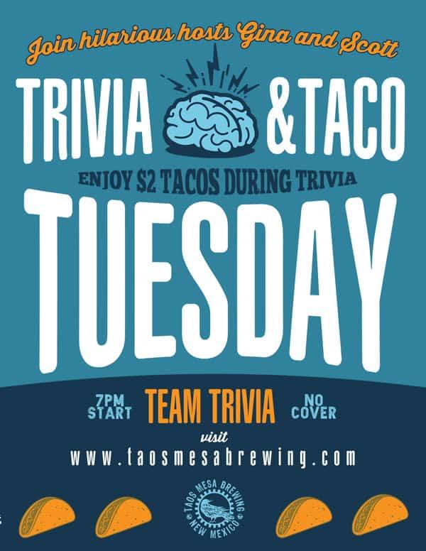 Trivia & Taco Tuesdays