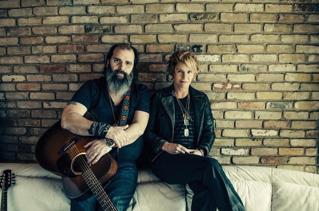 Colvin and Earle, Credit Alexandra Valenti
