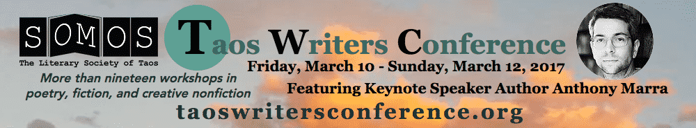 taos writers conference 2017