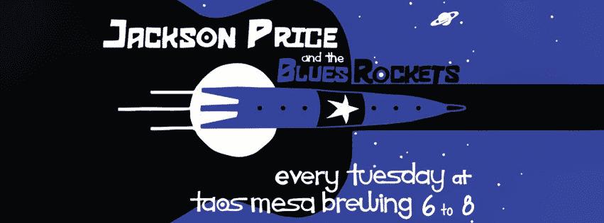 Tuesday Blues Dance Night with Jackson Price