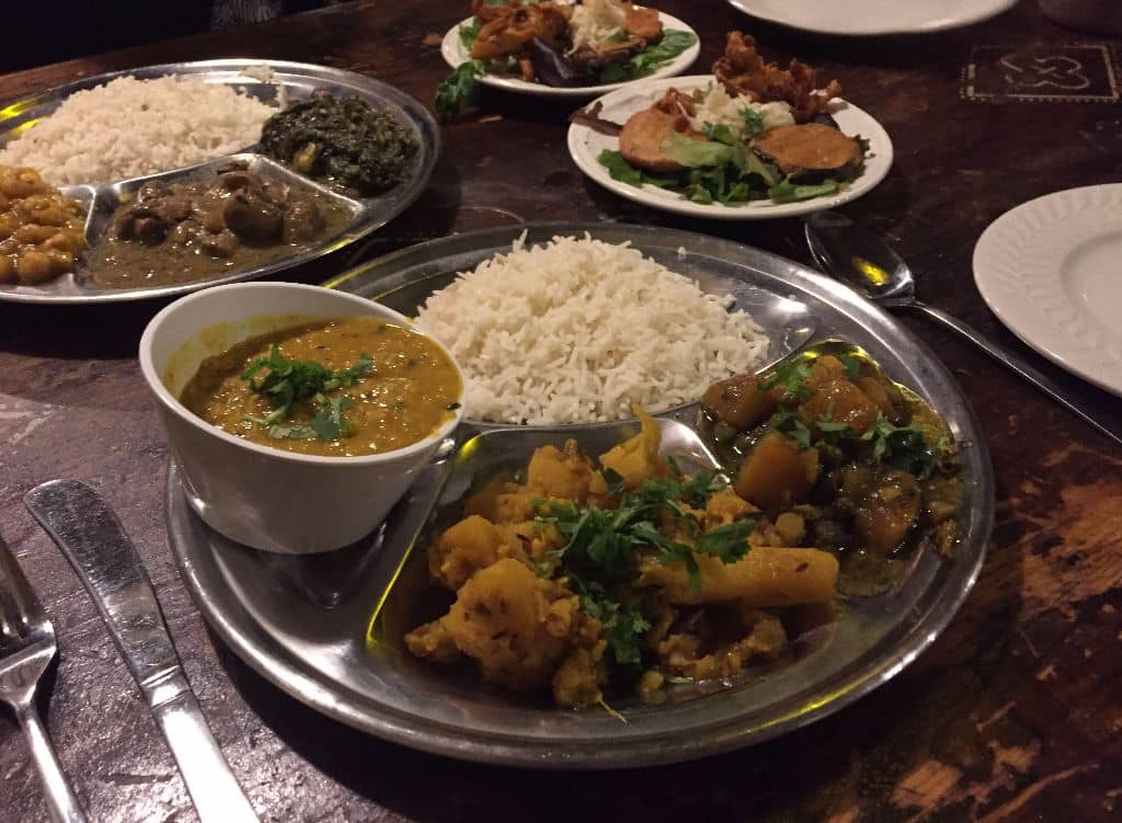 El Gamal East Indian Night