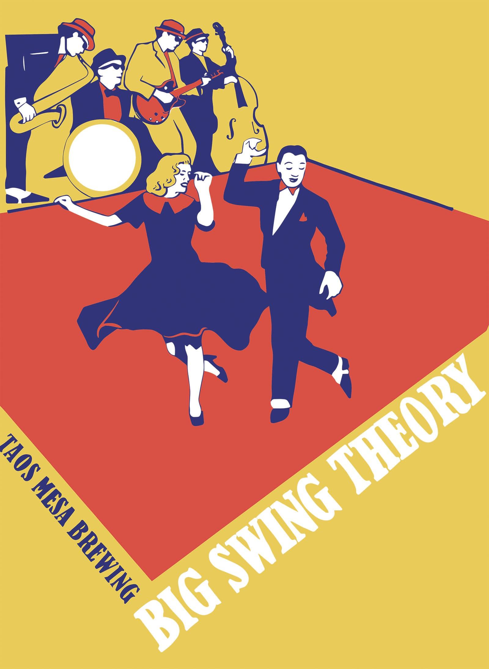 Dance Night with Big Swing Theory!