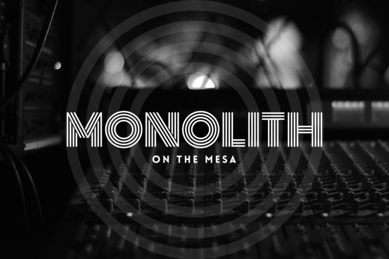 Monolith on the Mesa