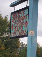 Rickys Restaurant Comidas Nuevo Mexicanas